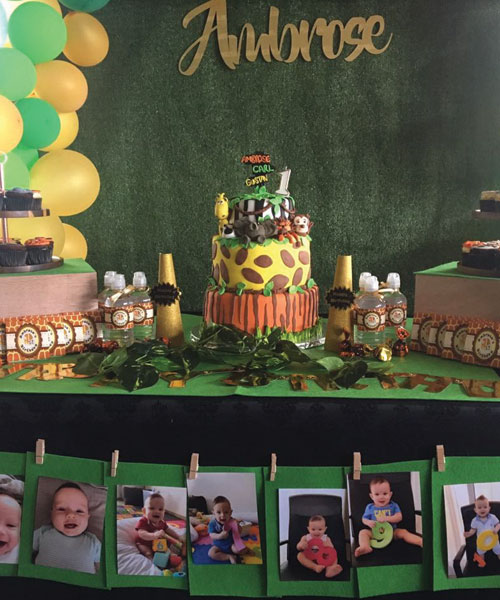 Childrens Birthday Parties | Rain Farm