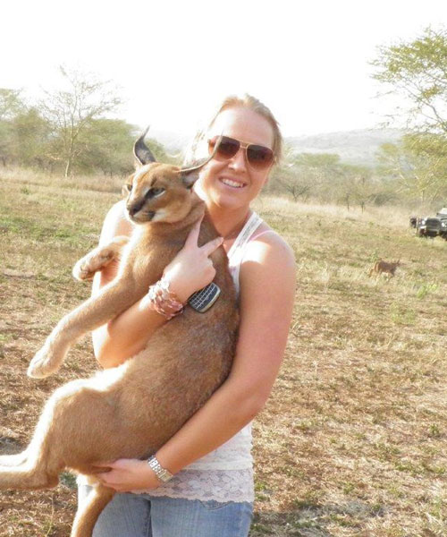 Cara and Caracal | Rain Farm